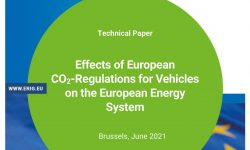 Effects of European CO2-Regulations for Vehicles on the European Energy System