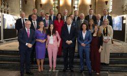 Royal opening at Wind Meets Gas symposium